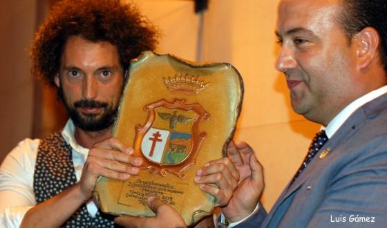 Jose Antonio León trasmitió intensidad y emoción en su pregón de feria