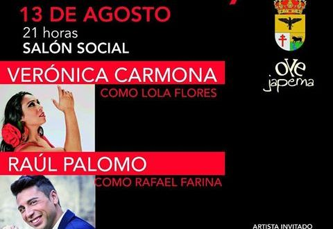 """Este domingo, Espectáculo de """"La Copla"""" y Coro Rociero Aljarafe"""