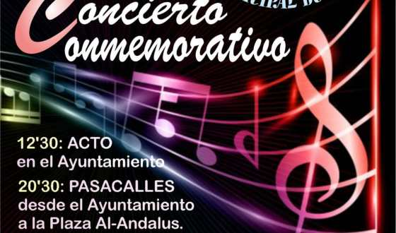 La Banda Municipal de Música cumple 25 años