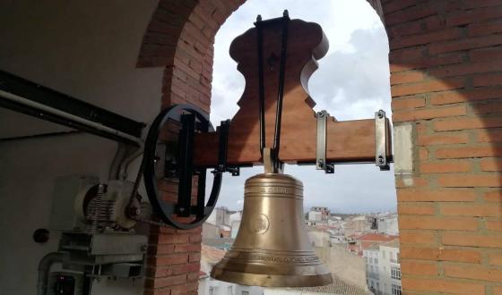 Una nueva campana tañerá en Pozo Alcón