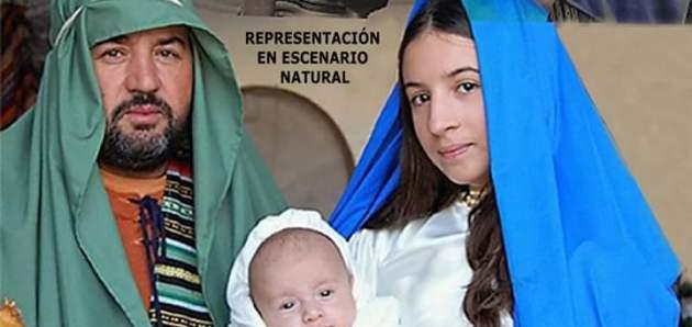 XIV Nacimiento en Fontanar