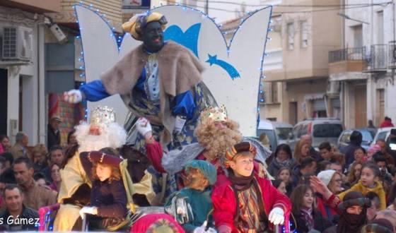 Itinerario de la Cabalgata de los Reyes Magos