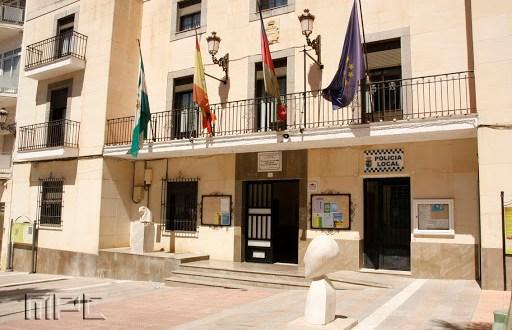 El Ayuntamiento poceño recibe ayudas para equipamiento informático