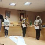 Acto institucional del Día contra la violencia de género