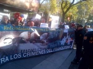 memo247 justicia en la puerta de la audiencia LoQueSomos