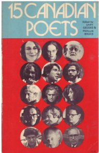 15 Canadian Poets