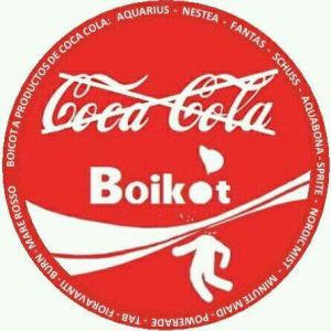 #NavidadSinCocacola La solidaridad es nuestra arma! estas navidades NO bebas Coca-Cola #BOICOTCOCACOLA y a disfrutar!