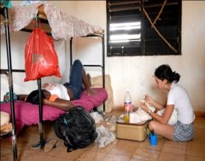 """Las duras condiciones en que vive el estudiantado cubano bajo la """"Dictadura"""""""