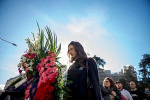 Funeral a los Derechos Humanos...