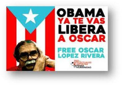 Llamado Urgente por la Libertad de Oscar López Rivera