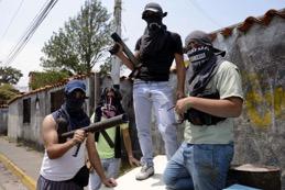 Bandas criminales se instalaron en distintos puntos del país para erosionar los cimientos de la Revolución Bolivariana