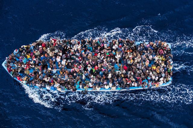 Los trabajadores y la inmigración masiva