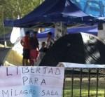 La CIDH resolvió sobre la situación de la dirigente social Milagro Sala
