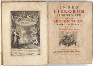 El Index Librorum