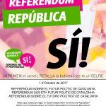 #1Oct2017: Catalunya convoca el referéndum