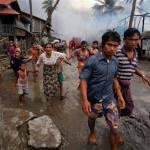 Los rohingyas se hunden en el olvido