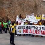 Ávila ¡Minas NO!