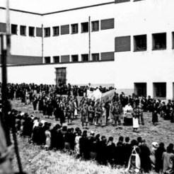 Cárcel de Mujeres de Ventas durante el franquismo