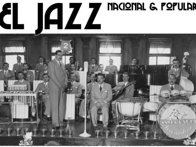 El Jazz nacional y popular