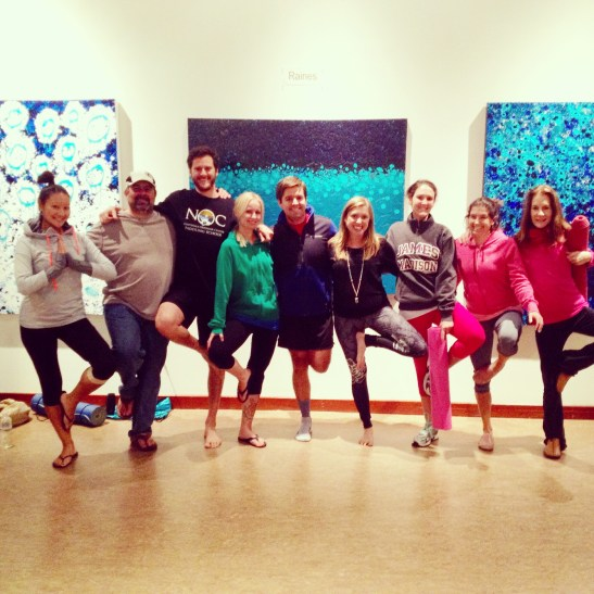 yoga-at-the-gallery-tree-pose