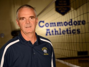 Coach Ted Whitsel