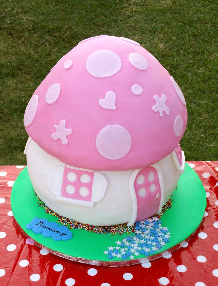 Η τούρτα της Εριέττας - Erietta's Birthday Cake