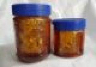 chunk Honey jars