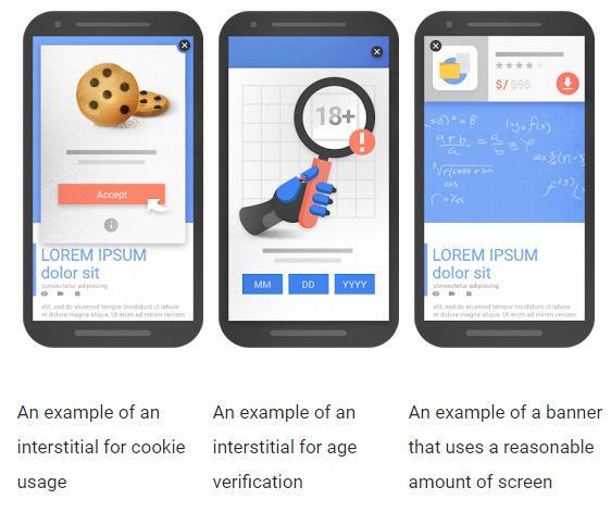 Les interstitiels sur Web mobile sont morts, par quoi les remplacer ?