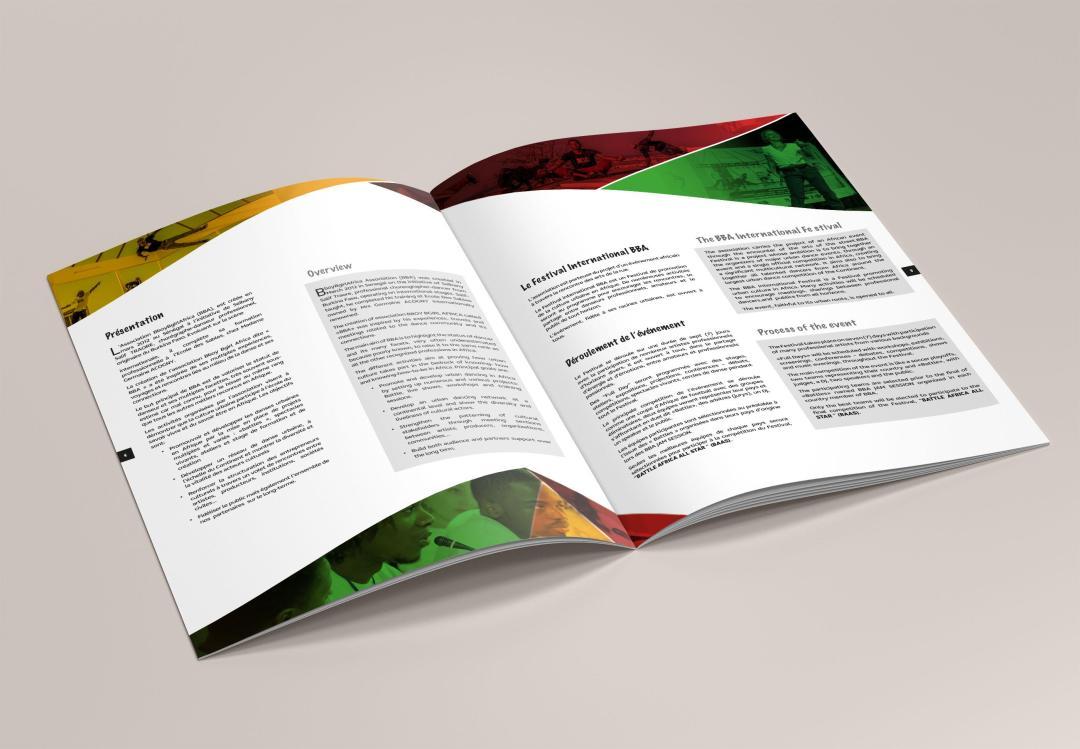 3-Brochure - Dossier de partenariat
