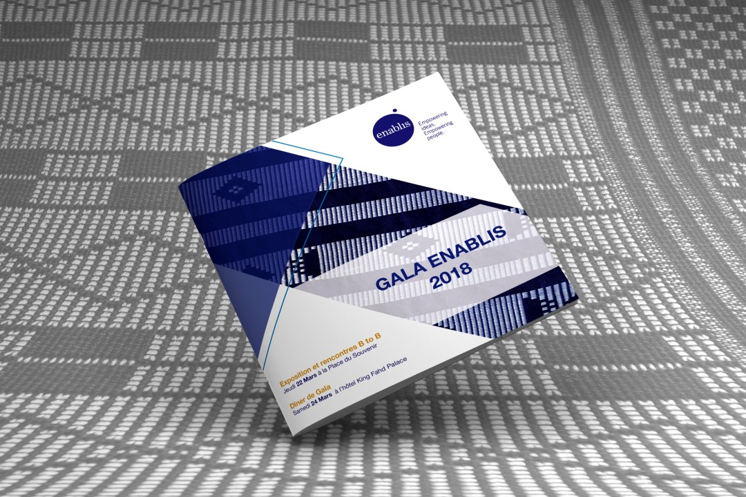 Brochure / Livret - Format Carré GALA