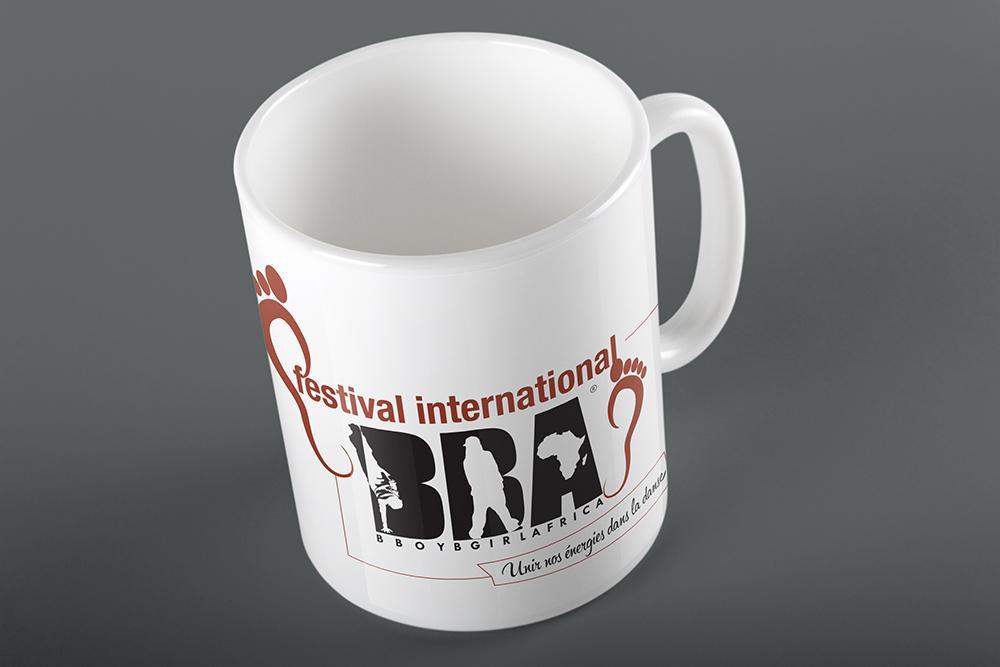 Mug simple - FIBBA