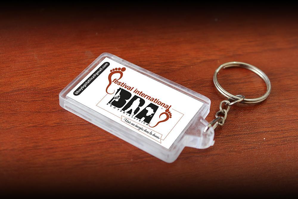 Porte clé - FIBBA