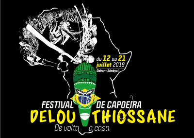 DELOU THIOSSANE – Festival international de Capoeira