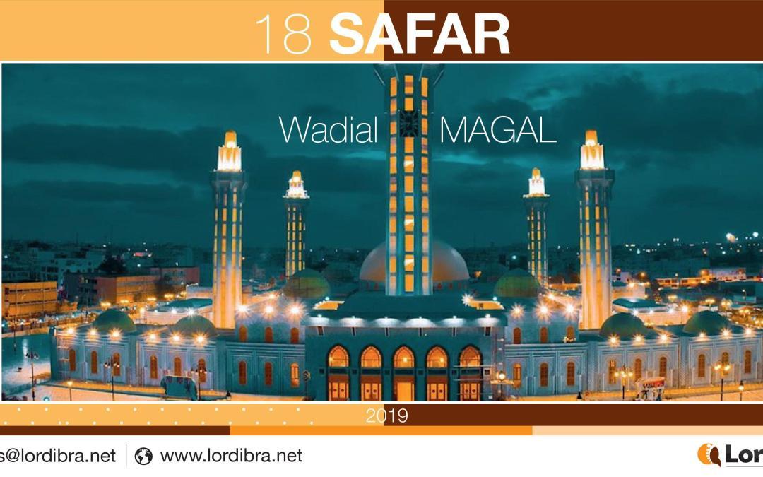 18 Safar, l'événement pré – Magal