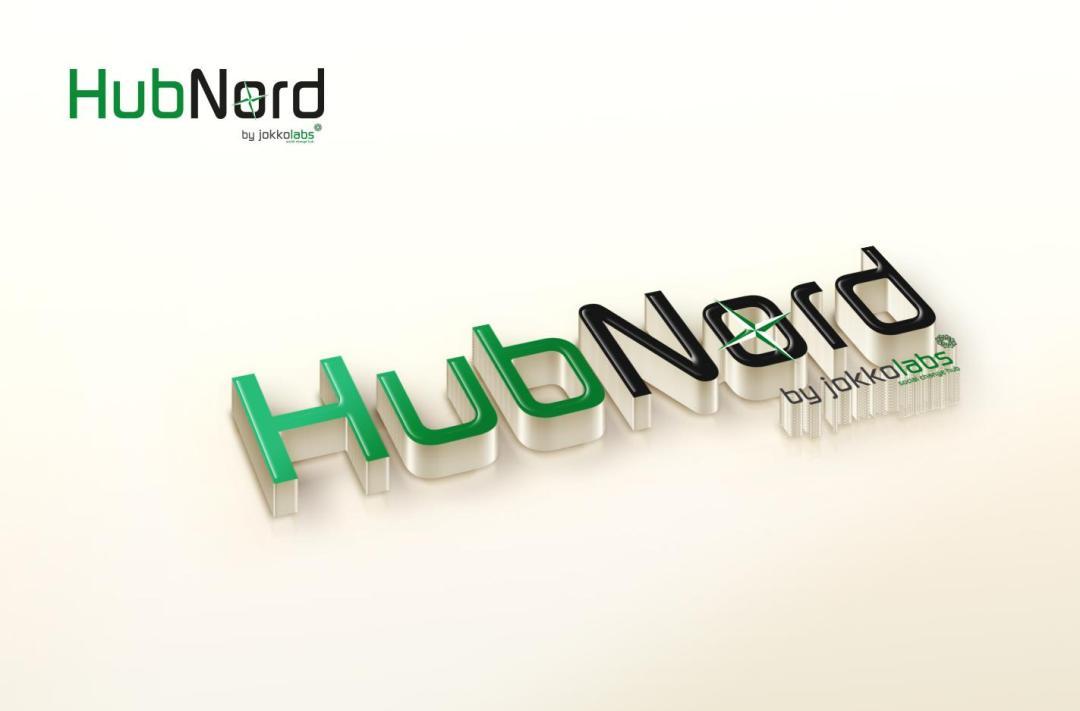 Logo HubNord| Design by Lordibra |