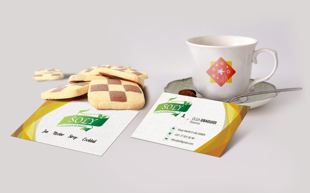 Business Card  Design by Lordibra  