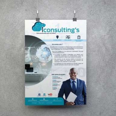iconsulting's – fournisseur de solution informatique