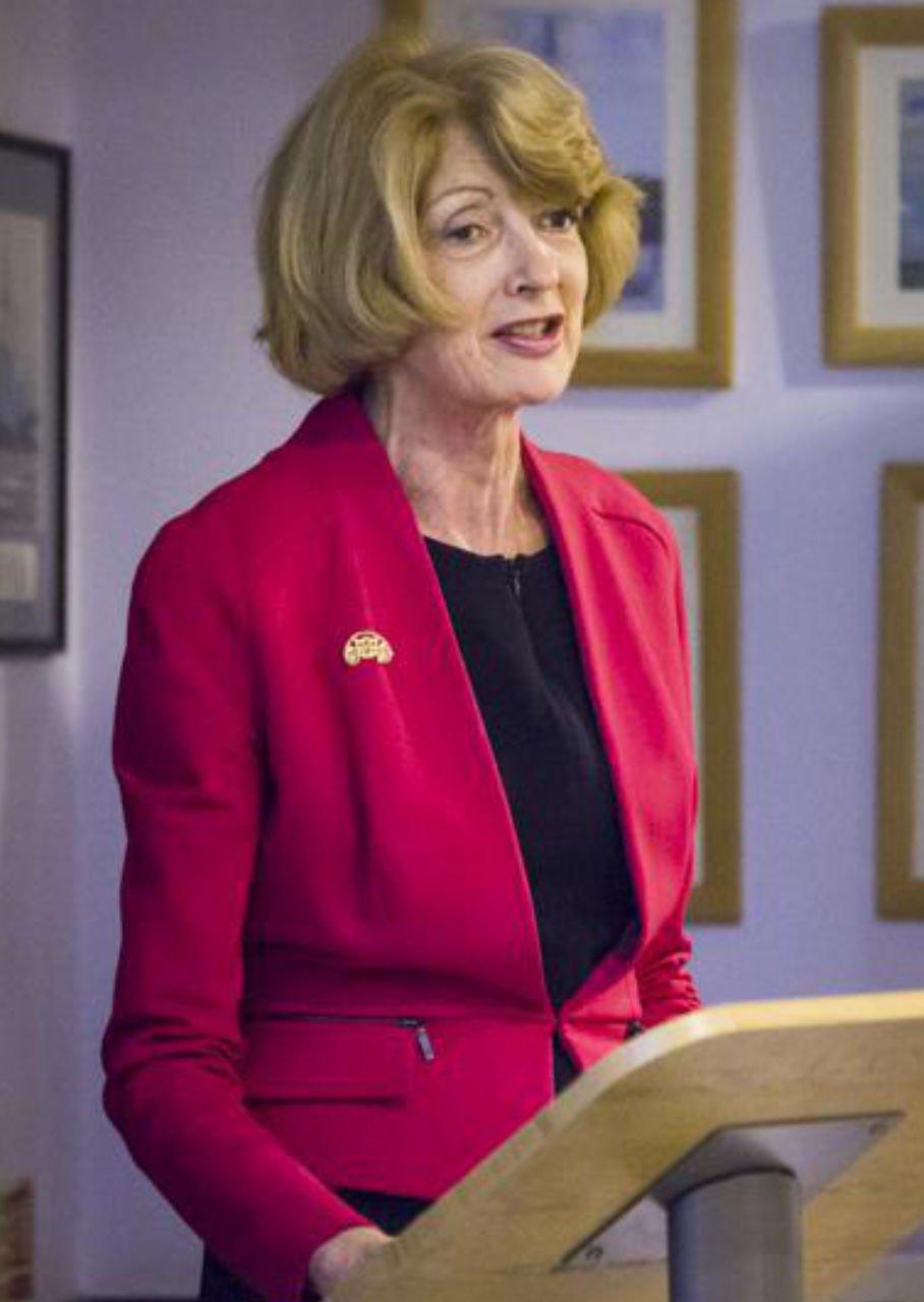 2015 - Dame Fiona Woolf,