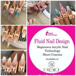 Fluid Nail Design Foundation Electric File Course Kit Lord Muck Professional