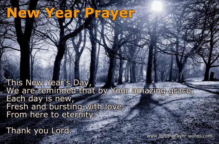 5 Inspiring New Year Prayers   Start 2018 with HOPE  An error occurred