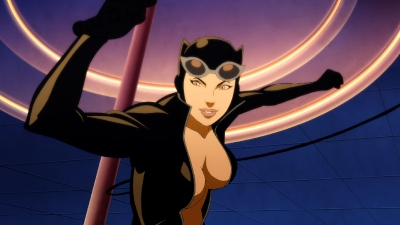 New Images From Catwoman Short