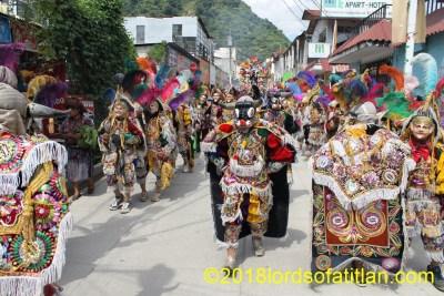 Dance of the Little Bulls, Oct. 4th, Panajachel