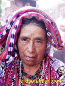 Texela originally from San Jorge la Laguna, Fair of Panajachel, Oct. 4th