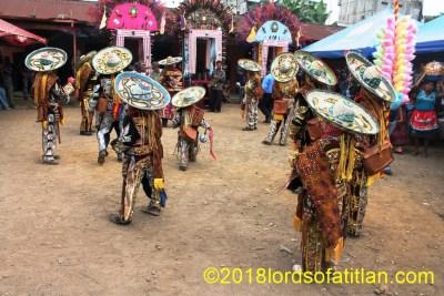 Baile de los mexicanos, San Lucas Tolimán