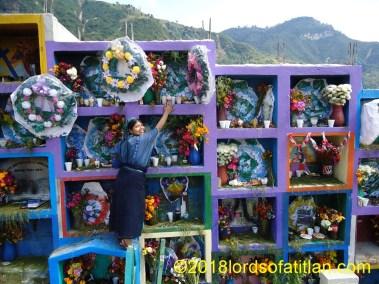 Day of the Dead, Nov. 2nd, San Antonio Palopó
