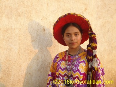 Brenda is from a town of Xela named El LLano del Pinal and therefore speaks k'iche'.