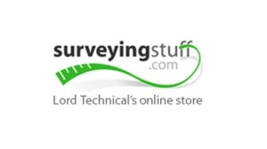 Link to surveyingstuff.com, Lord Technical's online store
