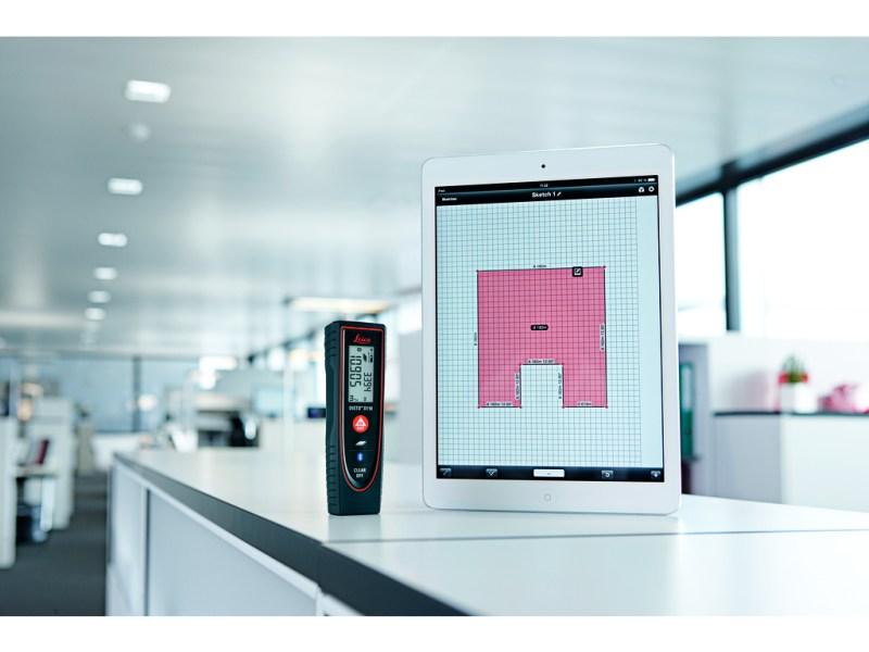 DISTO™ D110 laser distance measurer