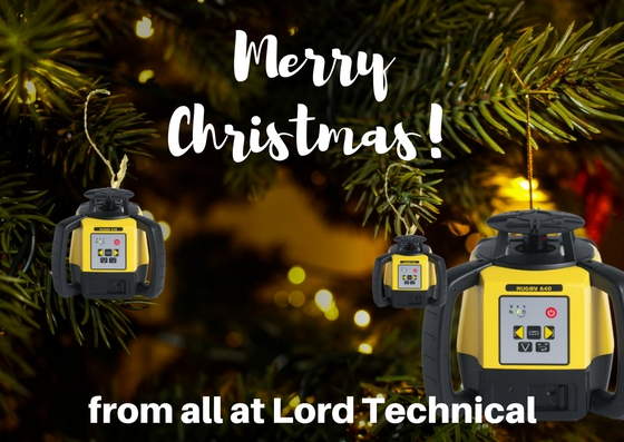 Merry Christmas from all at Lord Technical
