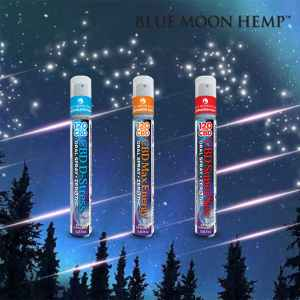 Blue Moon Hemp CBD Oral Spray